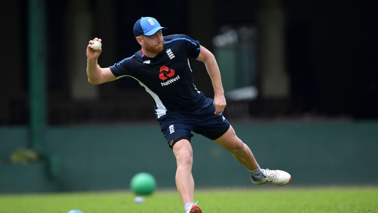 Jonny Bairstow says England are ready to 'grit it out' in Sri Lanka