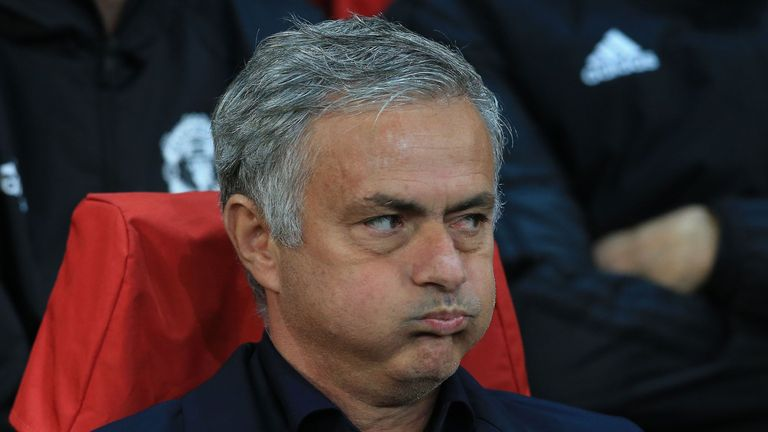 Mourinho sets new mark for home futility with draw against Valencia