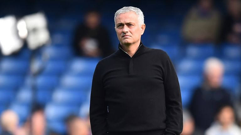 Jose Mourinho wants to continue managing at the top level