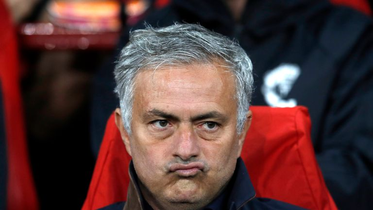 Jose Mourinho could avoid Chelsea v Manchester United touchline ban