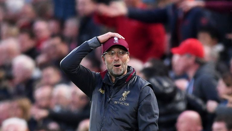 Real Madrid reportedly wanted Jurgen Klopp in the summer