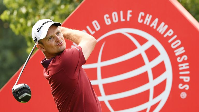 HSBC Champions: Fabulous finish gives Finau lead