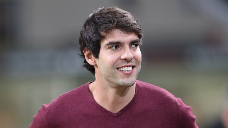 Kaka could be set to make a surprise return form retirement in Italy