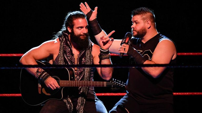 Kevin Owens and Elias drew some major heat from the Seattle crowd at last night's Raw