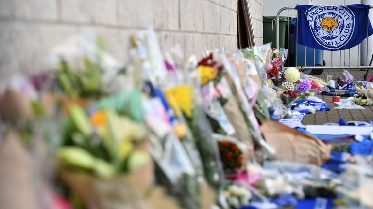 Inquest into tragedy of Leicester City FC owner and four others