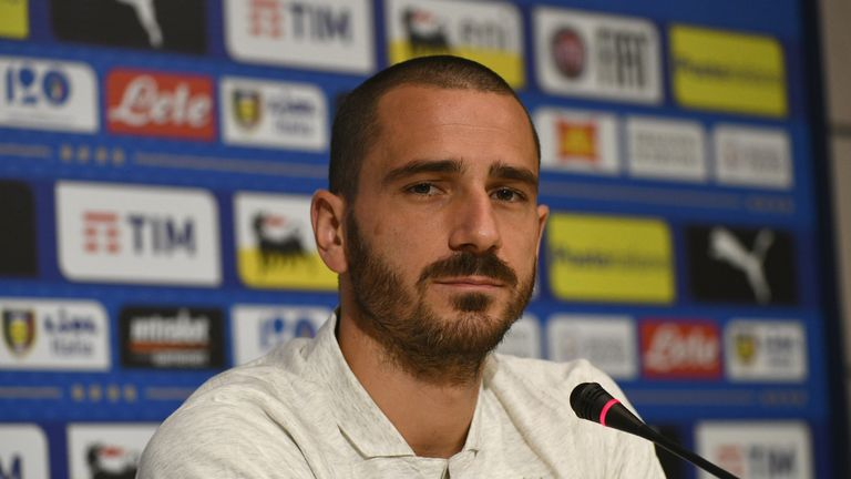 Bonucci claimed Kean should not haveprovoked home fans