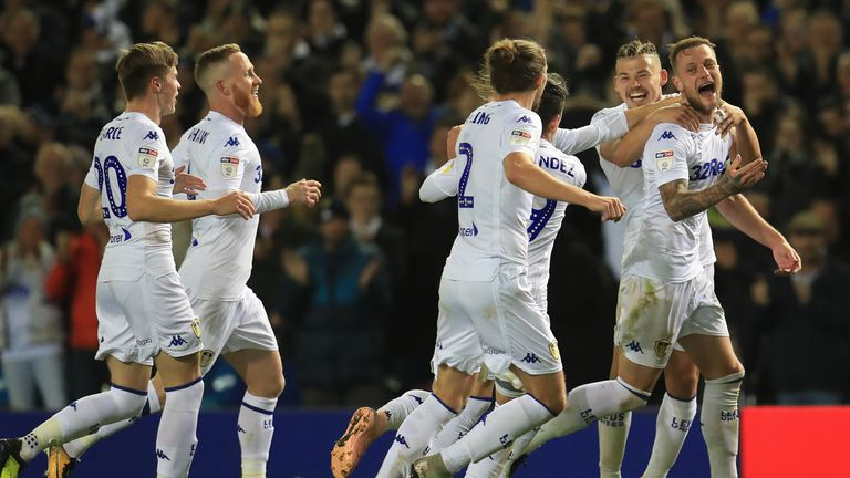The Leeds first-team squad will be heading Stateside if they secure promotion to the Premier League