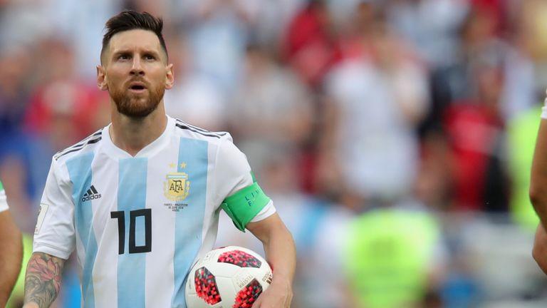 Argentina legend Diego Maradona has hit out at Lionel Messi
