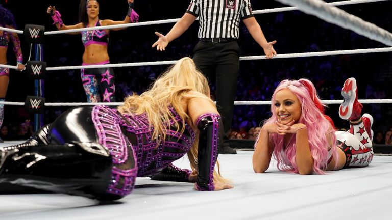 Liv Morgan had arguably the best performance of her career at Evolution