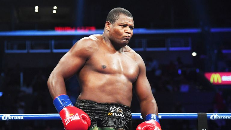 Luis Ortiz is open to a possible fight with Whyte