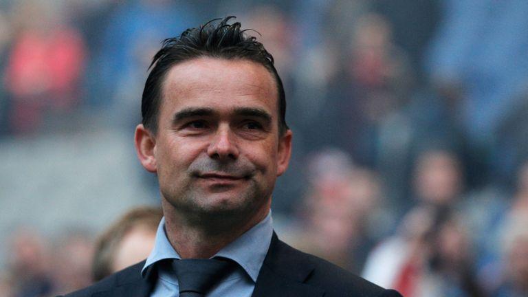 Marc Overmars is adamant De Jong won't be sold