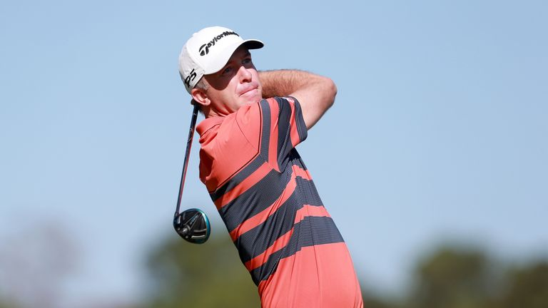 Laird is chasing a fourth PGA Tour title