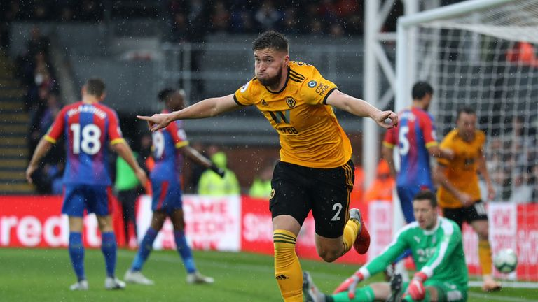 Matt Doherty has surprised many this season