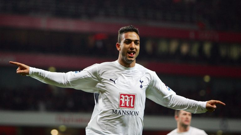 Mido scored 19 times in 61 appearances for Tottenham