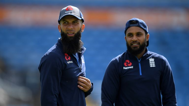 Moeen Ali and Adil Rashid are expected to play a key role for England in Sri Lanka