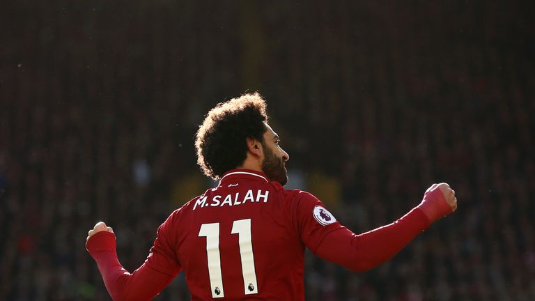 Mohamed Salah could be off to Spain next summer