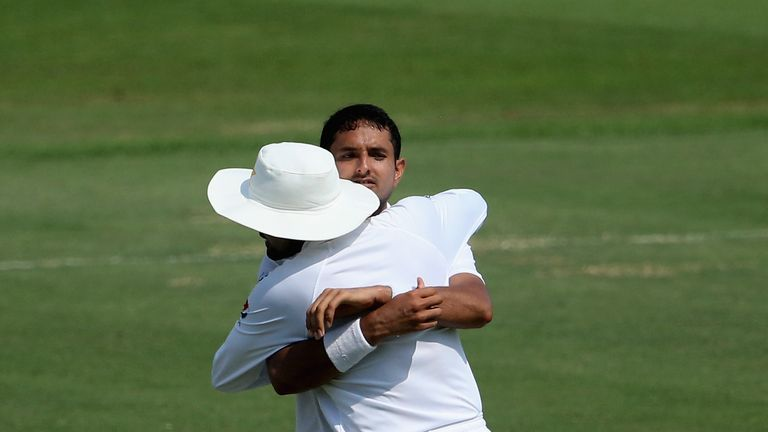 Abbas has taken 59 wickets in 10 Tests at an average of 15.64