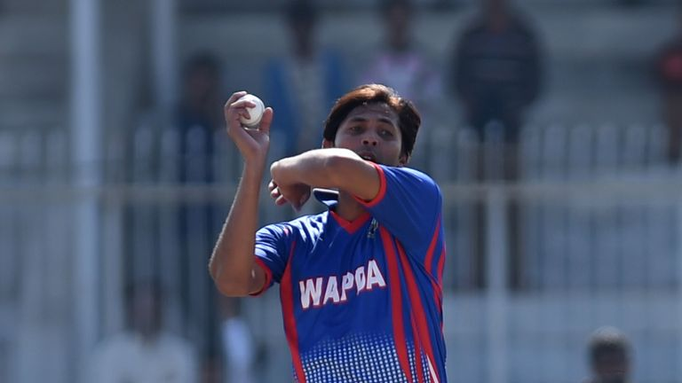 Mohammad Asif (pictured) says improving his outswing will get Abbas into Pakistan's ODI side