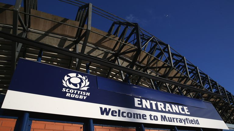 Scotland's home record at Murrayfield has been very strong