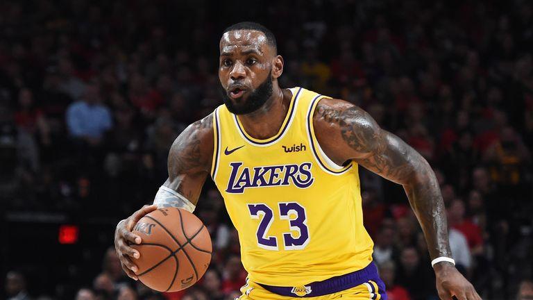 163202e3ff02 NBA  LeBron James  former coach compares LA Lakers star with Michael Jordan