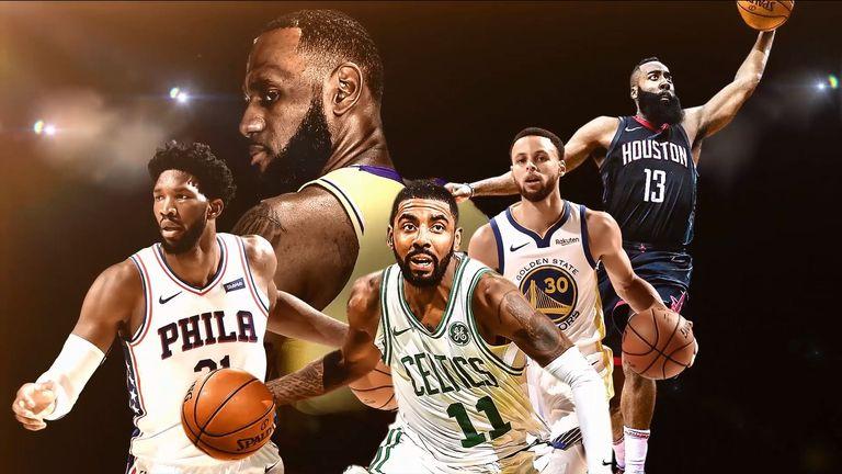 NBA - Live on Sky Sports