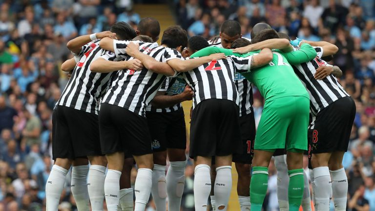 Newcastle have two points after seven Premier League games