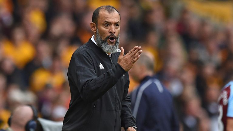 Wolves' six-game unbeaten run in the Premier League came to an end last week