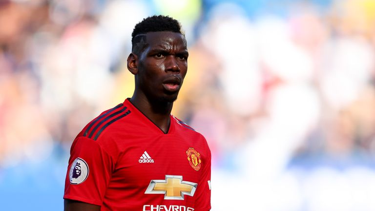 Manchester United's Paul Pogba ready for 'emotional