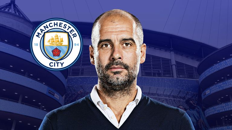 Pep Guardiola's side are enoying a free-scoring season