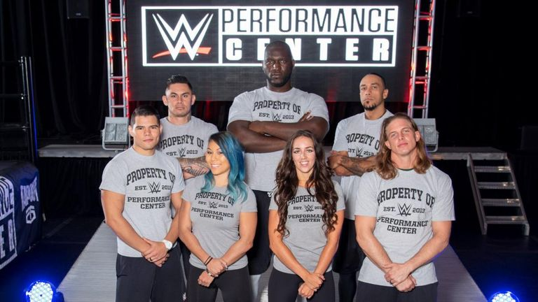 Chelsea Green among seven new WWE recruits for NXT