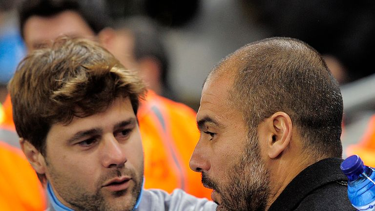 Pochettino and Guardiola have trod similar paths to the Premier League