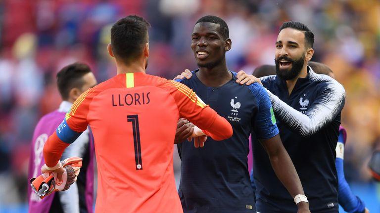 Hugo Lloris believes Paul Pogba is unfairly judged in English football
