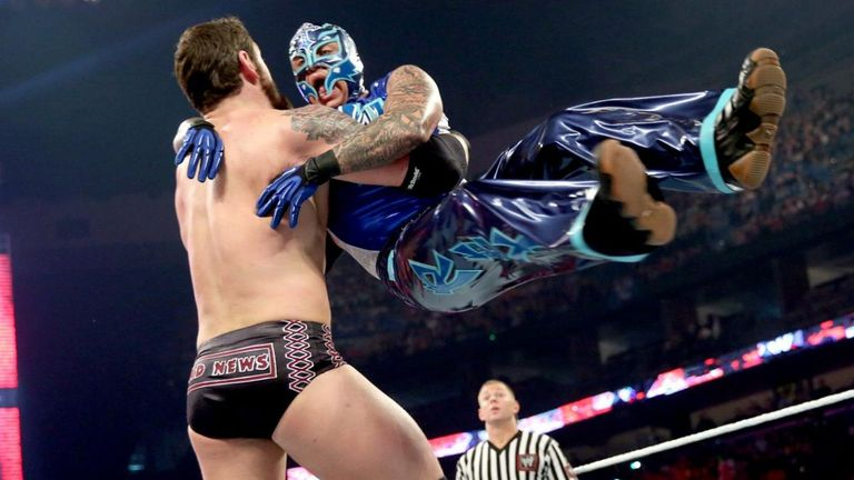 Rey Mysterio returns to WWE for SmackDown 1000 on Tuesday night
