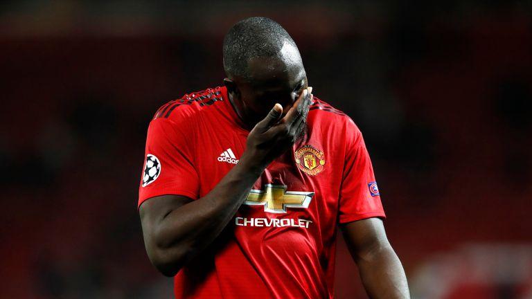 Romelu Lukaku is not getting the service he needs at Man Utd, says Paul Merson