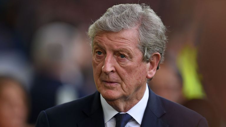 Roy Hodgson: It's hard being a loser