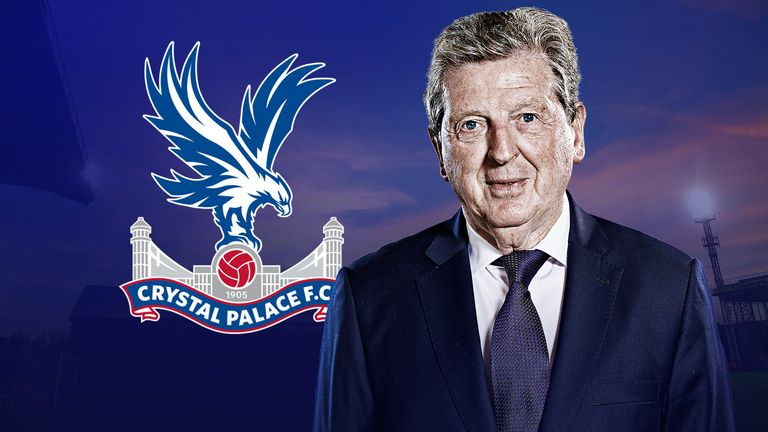 Roy Hodgson steered Palace to survival last season