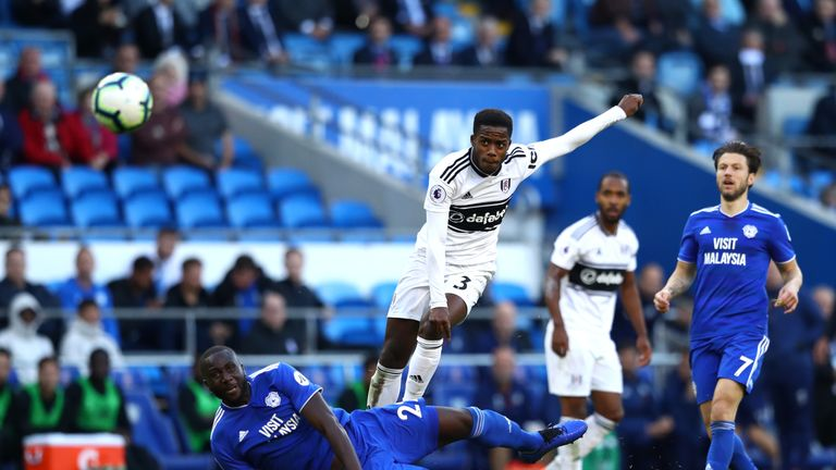 Ryan Sessegnon needs to get nasty, says Fulham boss Claudio Ranieri | Football News |