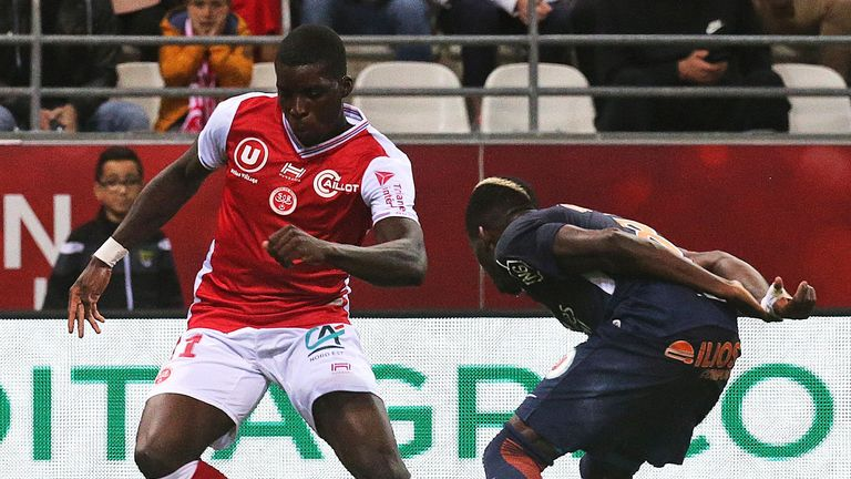 Liverpool winger Sheyi Ojo is currently on loan at French side Reims