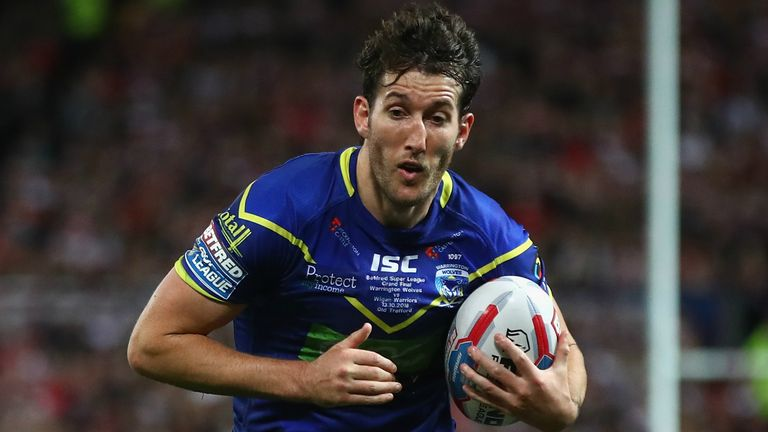 Stefan Ratchford has been omitted for the first Test against New Zealand
