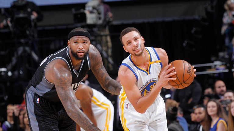 Stephen Curry and DeMarcus Cousins won't be punished for pre