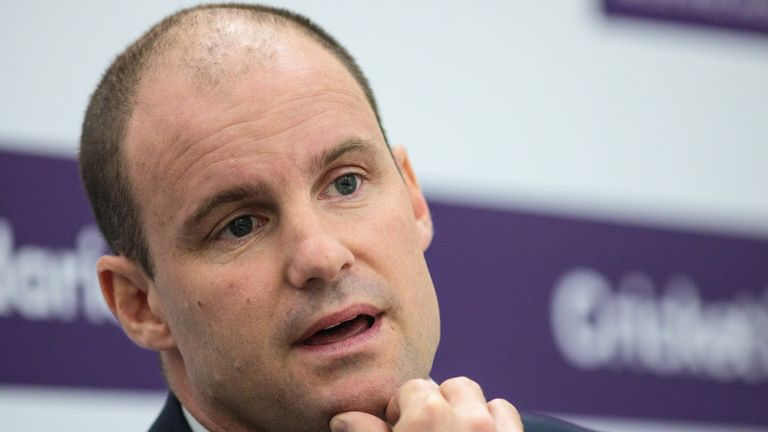 Andrew Strauss has resigned in order to better support his family as his wife battles cancer