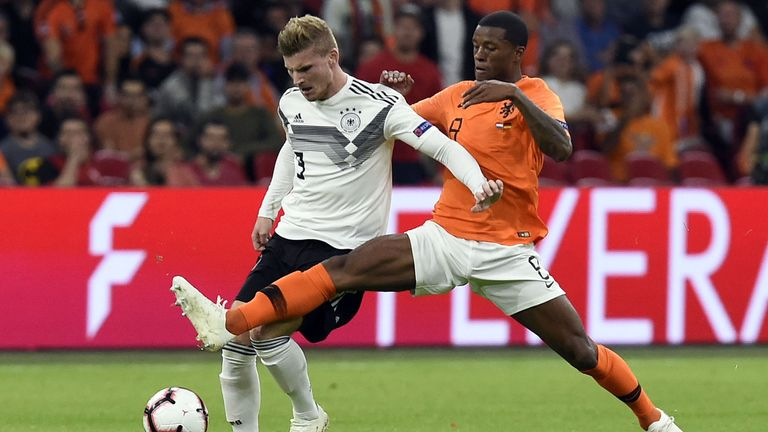 The Netherlands will be aiming for victory when they travel to Germany on Monday