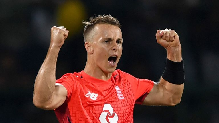 Tom Curran could be sweating on his place, says Mark Butcher