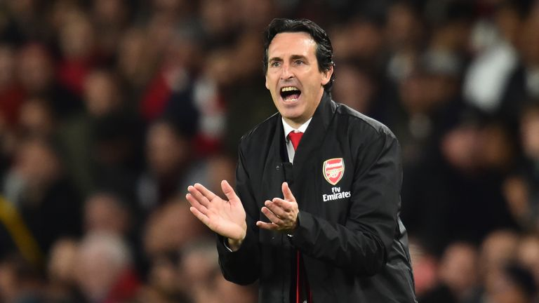 It was unclear earlier in the season how Ozil would fit into Unai Emery's Arsenal side