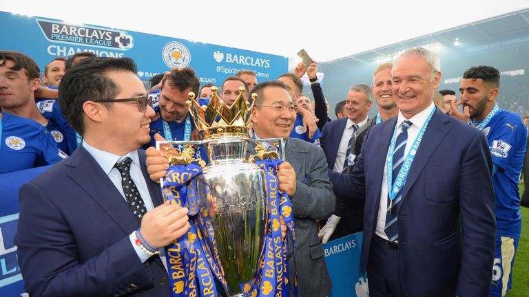 It will be Leicester's first match at the King Power Stadium since the death of Vichai Srivaddhanaprabha