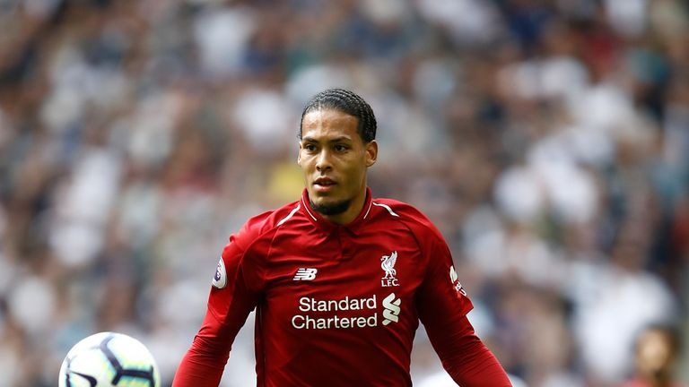 Thursday marks the one-year anniversary since Virgil van Dijk joined Liverpool from Southampton