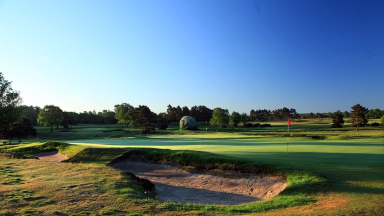 Walton Heath will provide a stern challenge at the Sky Sports British Masters