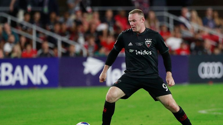 DC United have won 12 of their 19 games since Rooney joined the club.