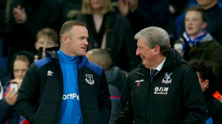 Roy Hodgson made Wayne Rooney his captain for England