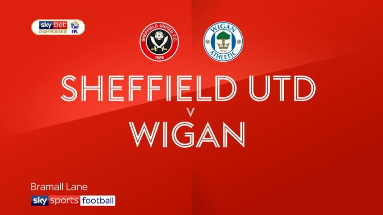 Sheff Utd v Wigan